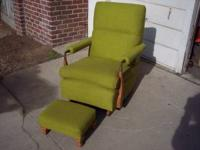 For sale are (2) nice ol' skool rockin chairs with