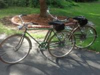 "I have two 1971 Schwinn Suburban 5 speed ""English"""