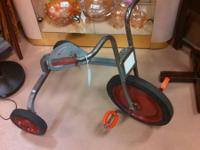 Retro Tricycle $75  Come see this and many other items