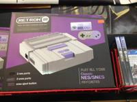 Retron 2: Two-in-One video gaming system plays Nintendo