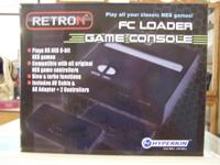 Great computer game device.  The RETRON FC Loader is
