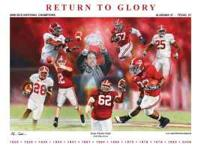 Return to Glory Print 24x36 Limited Edition of 2,000
