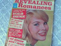 Revealing Romances June 1963 #157 Magazine * Estate *