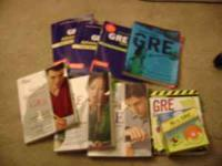 These books are for the New Revised General Test: GRE