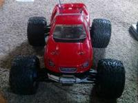 I have a revo with a picco 26 engine.. It is rtr runs