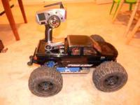 RTR REVO BRUSHLESS CONVERSION - KERSHAW CHASSIS,