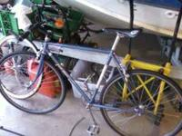 $100.00 cash for the return or info on this bike stolen