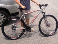 My son's mountain bike was stolen from a locked bike