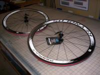 Brand new Reynold Assault wheelset. Never mounted