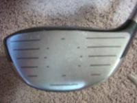 For sale is a RH Titleist 983K Driver with a stiff flex