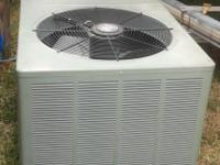 Air conditioner Rheem in perfect condition 3 Ton. For