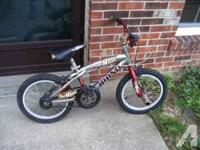 Needs a new seat and handle grips.  Other than that is