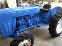 RHINO 324 4X4 TRACTOR 2 CYL DSL ENGINE JUST OVERHAULED