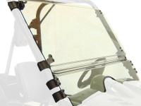 Inexpensive windshield with expensive features. It not