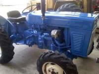 RHINO INT. TRACTOR 30HP 2 CYL. DSL ENGINE RECENTLY