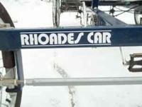 For Sale: Rhoades Car / Bike 4 passenger. This bike was