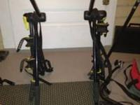 Rhode Gear Bicycle carrier excellent condition carries