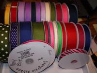 I am selling ribbon by the yard for hair bows and other