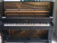 Up for sale is a Ricca & Son Piano of unknown age in