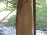 Great condition shortboard with grip deck and tri-fin
