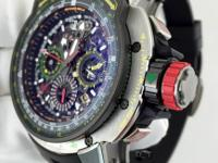 Manufacturer Richard Mille Model Name Aviation Flyback