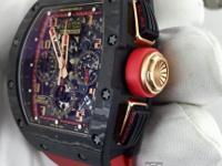 Manufacturer Richard Mille Model Name Lotus F1 Team