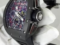 Manufacturer Richard Mille Model Name Shot Blasted