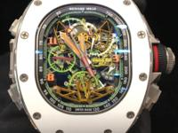 Richard Mille RM50-02 ACJ Tourbillon Split Second