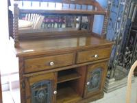 High Quality Solid Oak Buffet from Richarson Brothers