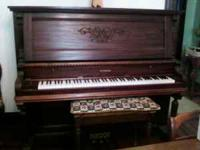 I have a upright richman piano, it is in great shape,