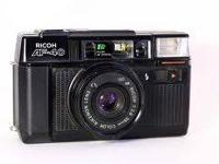 Used RICOH AF-40 35MM FILM CAMERA with 1;2.8 38MM COLOR