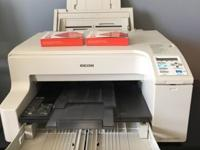 Printer is in excellent condition. Comes with all