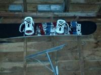 I have a tried snowboard for sale. I bought it brand