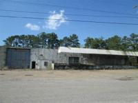 Warehouse buildings on 2.3 acres within the city limits