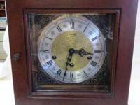 Beautiful Clock Made in Germany Complete with Original