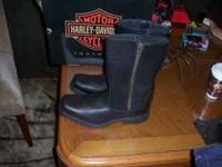 new size 13 harley davidson boots  Location: london
