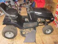 Murray Riding Lawn Mower-needs battery and minor work
