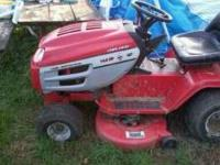 riding mower $400.00 call  Location: middletown