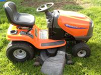 Husqvarna Lawn tractor. 21 HP with a 48' cut and