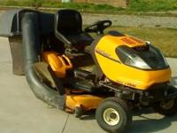 Club Cadet riding lawn mower, 2007 model...lower