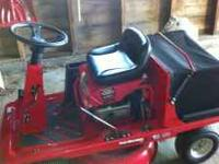 MTD YARD MACHINES VERY POWERFUL briggs and stratton