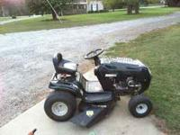 Like New Riding Lawnmower Call  Location: Greer, SC