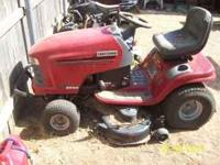I HAVE A CRAFTSMAN RIDING LAWN MOWER THAT NEEDS A NEW