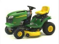 I have a John Deere riding lawnmower that is in good
