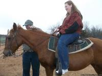 We are a small family oriented horse farm. Offer riding