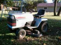 mower is in great shape runs mows good open to all