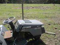 19HP sears craftman mower Runs great need deck belt