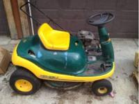 "Yard-man by MTD. This is a 30"" Yard Bug riding mower."