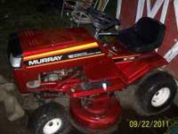 runs and mows great... 400.00 o.b.o. call -  or