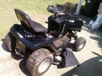 Riding Mower 1 Owner New Battery Runs Good Asking $475